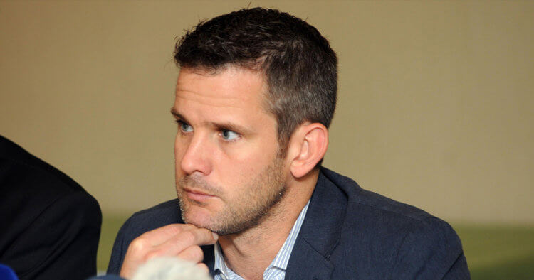 Rep. Adam Kinzinger Releases Scathing Letter He Received From Family Members After Calling for Trump's Removal