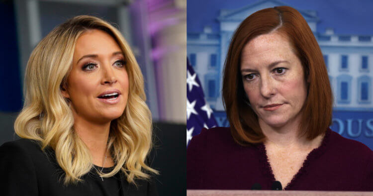 McEnany on Psaki's Performance: I Didn't Have to 'Circle Back' Because Trump Gave Me Access