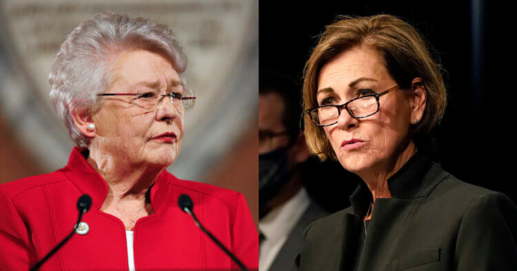 Governors Kay Ivey, Kim Reynolds Sign Laws Banning Vaccine Passports