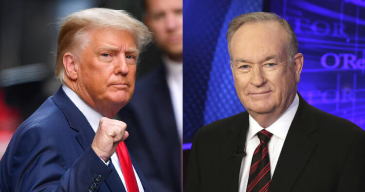 Trump to Hold 'History Tour' With Bill O'Reilly in December