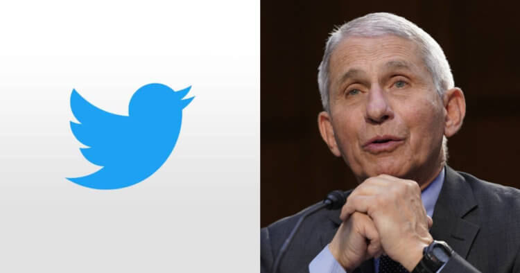 Twitter Suspends Organization After Announcing They'll Release More Fauci Emails