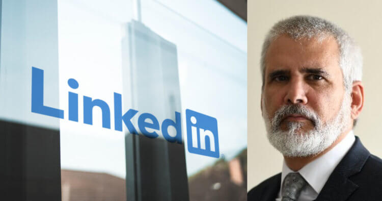 LinkedIn Deletes Account of mRNA Vaccine Pioneer Who Questioned Risks of COVID-19 Shots