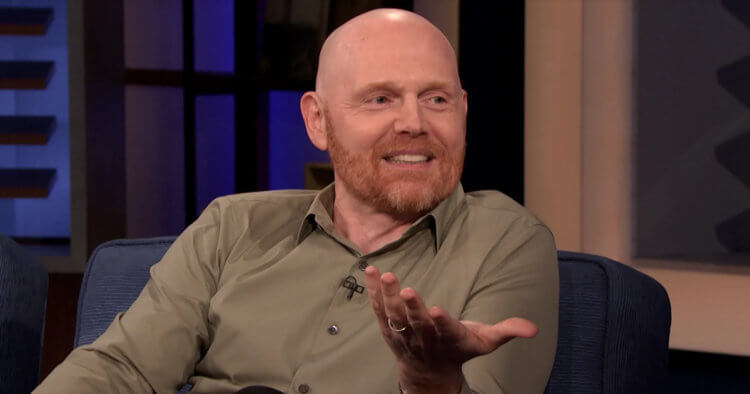 Comedian Bill Burr Unloads on 'F***ing Morons' at CNN: 'F***ing Treasonous Un-american Pieces of S**t!'