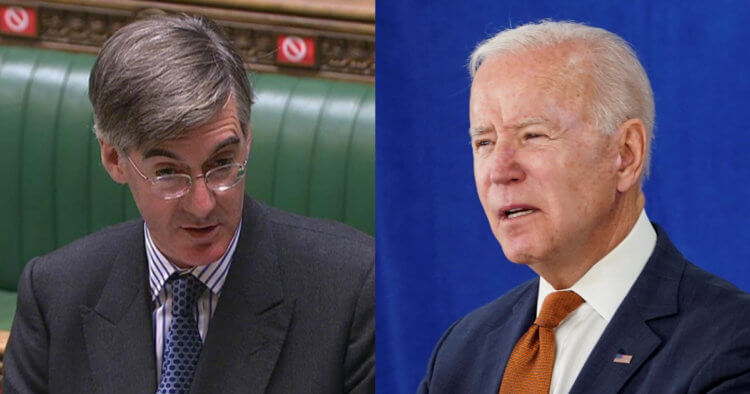 British Parliament Unloads On Biden: 'Biden May Have Condemned The World To Chinese Domination In Future'