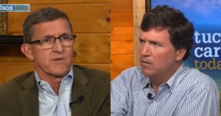 Watch: Michael Flynn Says 'We Have Two Separate Governments': 'One That Actually Gets Elected' & One 'That Operates Under No Rules'